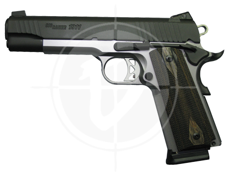 P.B.Dionisio & Co., Inc. - Pioneer in Firearms and Ammunitions in the Philippines - Sig Sauer 1911 Traditional Reverse Two-Tone - Handgun