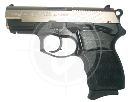 Gun store in Metro Manila, Philippines. Licensed Firearms and Ammunition dealer in the Philippines. Guns for sale. Bersa Thunder 40 Ultra Compact PRO Pistol.