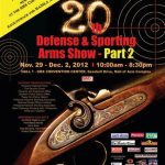 on november 29 to december 2 2012 october 28 2012 news tagged gun show