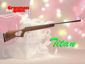 Gun store in Metro Manila, Philippines. Licensed Firearms and Ammunition dealer in the Philippines. Guns for sale. Crosman Titan 22 Rifle.