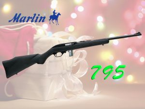 Gun store in Metro Manila, Philippines. Licensed Firearms and Ammunition dealer in the Philippines. Guns for sale. Marlin 795 22 Rifle.