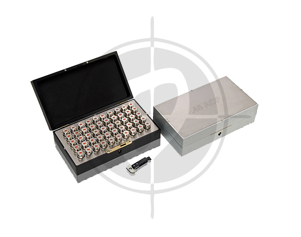 TechnoFrames Ammo case Aluminum Black