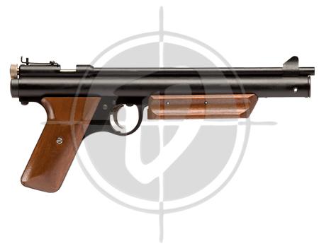 Crosman Benjamin air pistol 22 pic