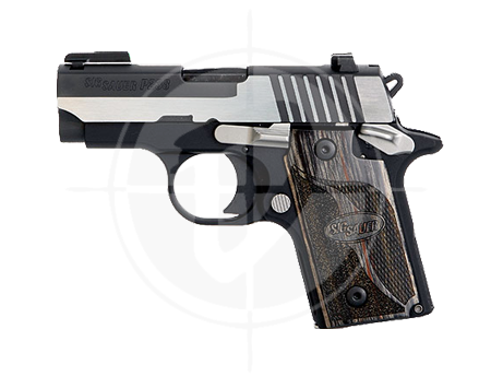 Gun store in Metro Manila, Philippines. Licensed Firearms and Ammunition dealer in the Philippines. Guns for sale. Buy the Sig Sauer P238 Equinox Pistol.