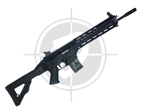 Gun store in Metro Manila, Philippines. Licensed Firearms and Ammunition dealer in the Philippines. Guns for sale. Buy the Sig Sauer 522 SWAT Rifle.