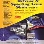 21st Defense & Sporting Arms Show this November 2013