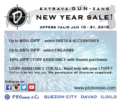 Extrava-GUN-zang New Year!