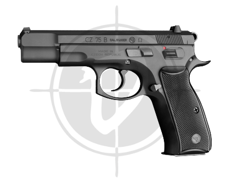 CZ 75 B Omega Blue picture