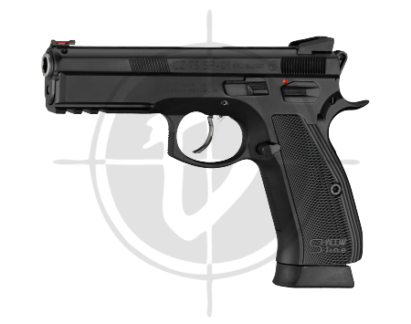 CZ 75 SP-01 Shadow Line pistol picture