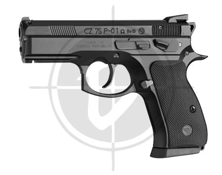CZ 75 P-01 OMEGA pistol picture