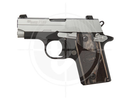 P.B.Dionisio & Co., Inc. - Pioneer in Firearms and Ammunitions - Sig Sauer P238 Blkwoodgrips - Gun For Sale