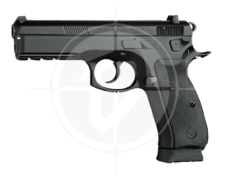 P.B.Dionisio & Co., Inc. - Pioneer in Firearms and Ammunitions in the Philippines - CZ 75 SP-01 Tactical