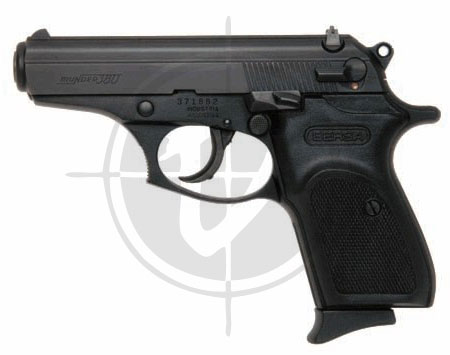 Gun store in Metro Manila, Philippines. Licensed Firearms and Ammunition dealer in the Philippines. Guns for sale. Buy the Bersa Thunder™ 380 Plus.