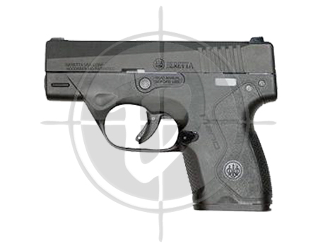 Gun store in Metro Manila, Philippines. Licensed Firearms and Ammunition dealer in the Philippines. Guns for sale. Buy the Beretta BU9 Nano Pistol.