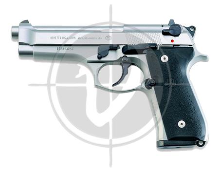 Beretta 92FS INOX Pistol – P B  Dionisio & Co