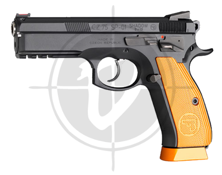 CZ 75 SP-01 Shadow Orange pistol picture