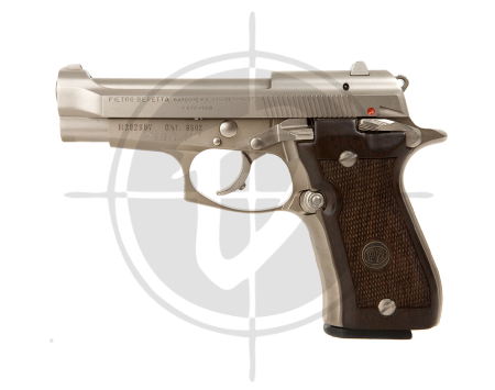 P.B.Dionisio & Co., Inc. - Pioneer in Firearms and Ammunitions in the Philippines - Beretta 84FS Cheetah Inox pistol