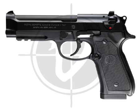 P.B.Dionisio & Co., Inc. - Pioneer in Firearms and Ammunitions in the Philippines- Beretta 92A1 pistol