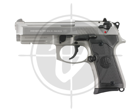 P.B.Dionisio & Co., Inc. - Pioneer in Firearms and Ammunitions in the Philippines- Beretta 92fs M9A1 compact Inox pistol