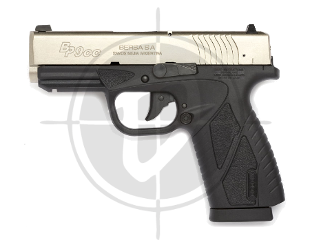 P.B.Dionisio & Co., Inc. - Bersa BP9CC Nickel