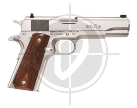P.B. Dionisio & Co., Inc. - Pioneer in Firearms and Ammunitions in the Philippines - Remington R1 Stainless pistol