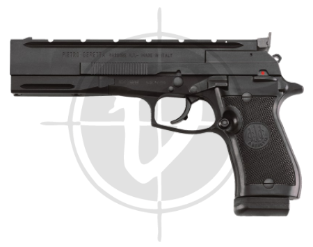 Gun store in Metro Manila, Philippines. Licensed Firearms and Ammunition dealer in the Philippines. Guns for sale. Buy the Beretta 87 Target pistol