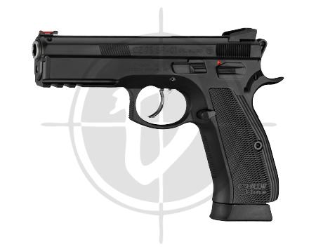 CZ 75 SP-01 Shadow Line pistol picture