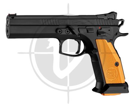 CZ 75 TS Orange pistol pistol
