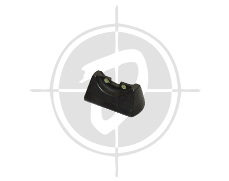 CZ 75 Rear sight picture