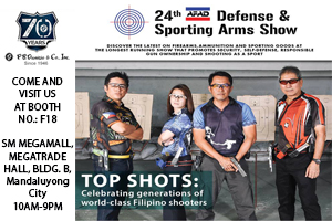 24th Defense and Sporting Arms Show 2016 picture