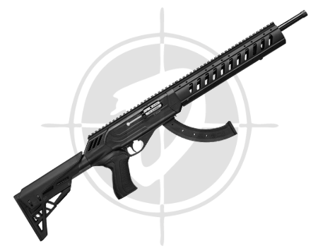 CZ 512 Tactical rifle picture