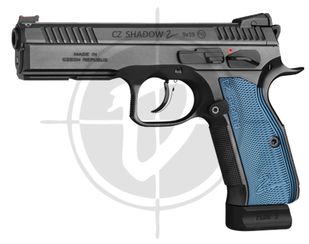 CZ 75 SP-01 Shadow 2 pistol picture