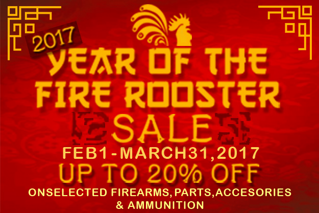 Fire Rooster Sale poster