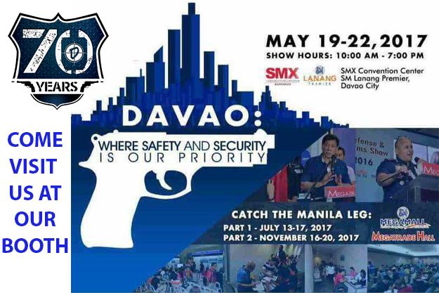 DAVAO DSAS GUNSHOW POSTER