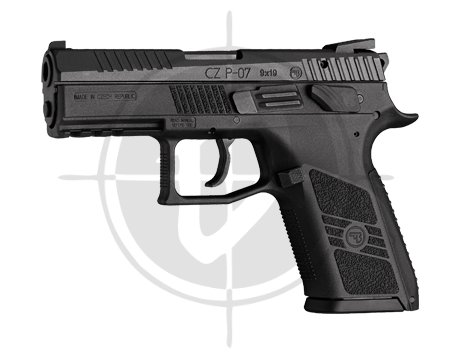 CZ P-07 Decocker pistol picture