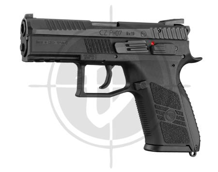 Buy the CZ P-07 pistol at P.B.Dionisio & Co., Inc. gun store in Davao, Iloilo, Krame-E, Frisco Firing Range, Roces Ave Quezon City Philippines.