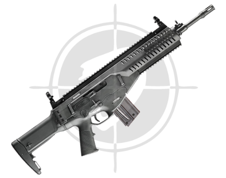 Beretta ARX-160 cal22lr 5 rounder rifle picture
