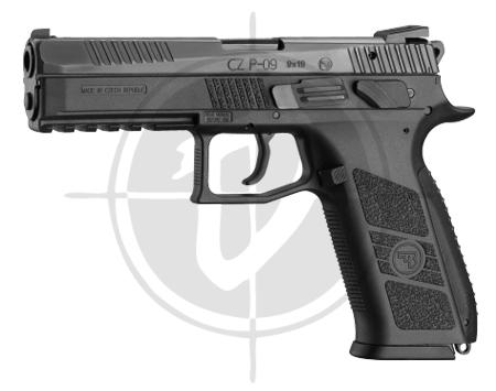 CZ P-09 pistol picture