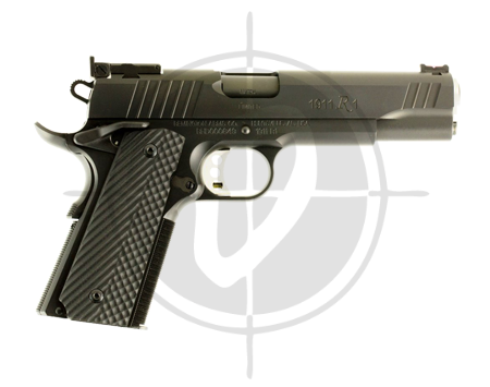 Remington 1911 R1 Limited 9mm pistol picture