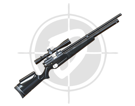 Ataman M2R-155-RB Carbon Stock picture