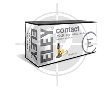 Eley Contact Ammunition picture
