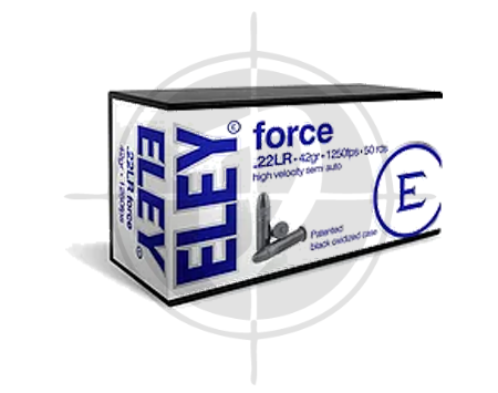 Eley Force Ammunition picture