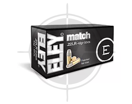 Eley Match ammunition picture