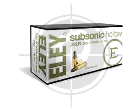 Eley Subsonic Ammunition picture