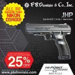 HI POINT JHP 45 pistol picture