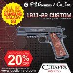 CHIAPPA 1911-22-CUSTOM pistol picture