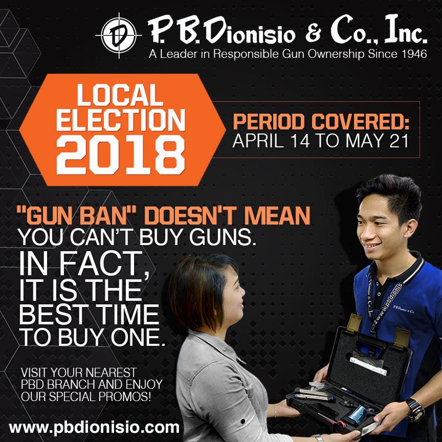 GUN BAN POST picture