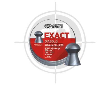 JSB Exact Diabolo cal177 8.44 grains pellets picture