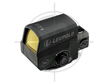 Leupold Carbine Optic (LCO) Red Dot Matte 1.0 MOA Dot picture