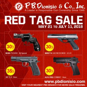 Red TAG SALE 2018 picture